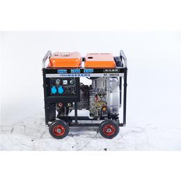 湖北190A柴油发电电焊机