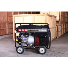 250A汽油发电电焊机一体机两用机
