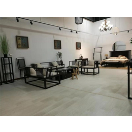 新中式书房家具定制-深圳新中式书房-苏州永辉家具套装(查看)