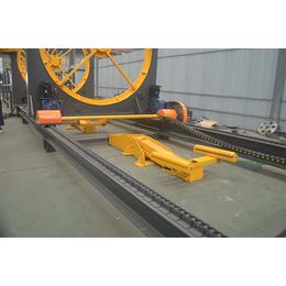 力孚重工-上海钢筋笼滚焊机-全自动钢筋笼滚焊机图片