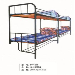 学校上下铺两人位床缩略图