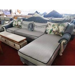 欧式布艺沙发缩略图