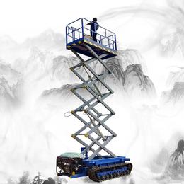 履带升降机 全自行升降车 液压升降平台 电动举升机