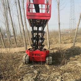 履带升降机 14米升降平台 柴油机升降车 升降台