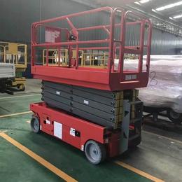 佰旺牌SJZ型全自行升降机亚博国际版高空作业自行式升降机