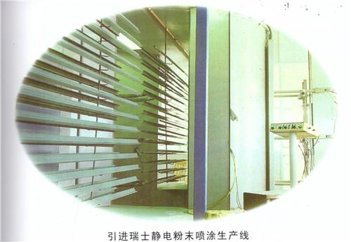 靜電粉末噴塗生產線