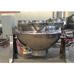 供应厂家直销熬制酱肉卤汁锅_煮料设备