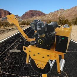 山东冠森机械有限公司(在线咨询)-儋州压路机-手扶小型压路机