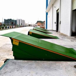 8吨登车桥 特殊尺寸登车桥定制 电动调节版供应