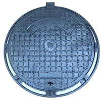 球墨铸铁井盖篦子特点和安装事项