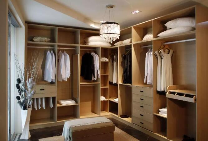 衣柜bwin体育为什么用多层板而不用颗粒板?