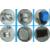 工地专用进口压管机液压管缩管机挡线扣压机橡胶软管扣管机缩略图3