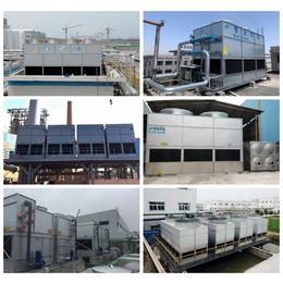 智水闭式冷却塔横逆流式工业设备专用密闭式全钢不锈钢冷却塔直销