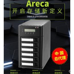 ARECA雷電3代6盤位磁盤陣列 共享存儲 雷電陣列