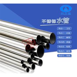 臨清304薄壁不鏽鋼保溫管 不鏽鋼家用水管制造商值得信賴