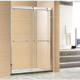 加厚淋浴隔断JMS-0810双移门浴室门