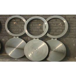 四川广安国标碳钢八字盲板法兰生产厂家