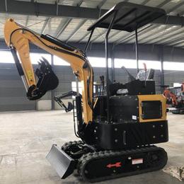滁州 大棚作业专用小挖机 履带式旱厕改造小型挖掘机