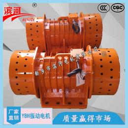 YBH-100-2系列振动电机杭州振动筛常用电机