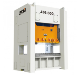 J36系列 闭式双点压力机