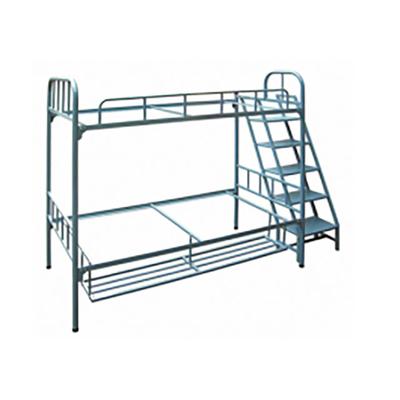 中小学单联双人钢制双层床