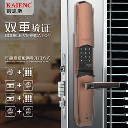 广东佛山多款式指纹锁家用全自动智能指纹锁厂家批发