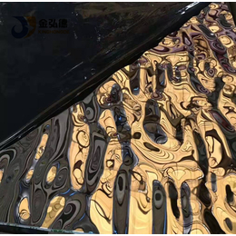 龙城<em>不锈钢板</em>水波纹<em>不锈钢板</em>厂家生产