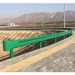 君宏护栏厂家(图)-热镀锌波形护栏板立柱-大庆镀锌波形护栏板
