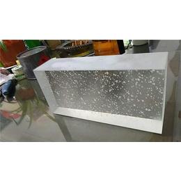 【晶鹏水晶】款式丰富(图)-水晶砖工艺-水晶砖