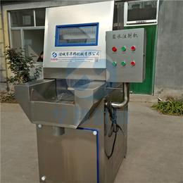 盐水注射机销售-盐水注射机-诸城市华邦机械(图)