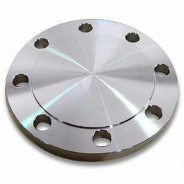 不锈钢合金法兰 盲板 加工定制各类异型法兰 量大价优