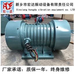 YZQ-75-6振动电机 激振力75KN宏达牌振动电机