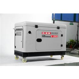 双缸动力10千瓦柴油发电机