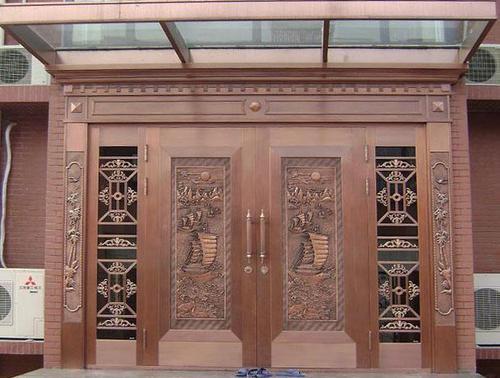 铜门与铁门有哪些区别