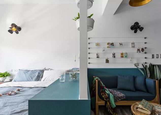 小户型卧室怎么设计?看完这11种风格,你还会发愁么?