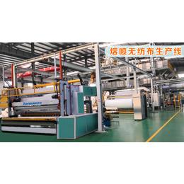 熔喷无纺布生产线 熔喷无纺布生产qy8千亿国际
