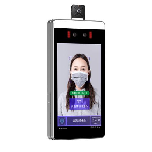 测温型人脸识别终端(TR608-B1-A)