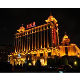 淮北亮化工程-合肥虹锦-景观亮化工程