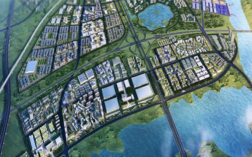 临空城投以高水平建设配套融入新区发展格局