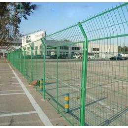 亚博国际版双边丝护栏网 铁路护栏网