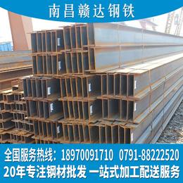 江西H型钢批发厂家南昌H型钢现货供应缩略图