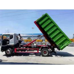 4吨5吨垃圾清运车报价_钩臂垃圾车哪家便宜