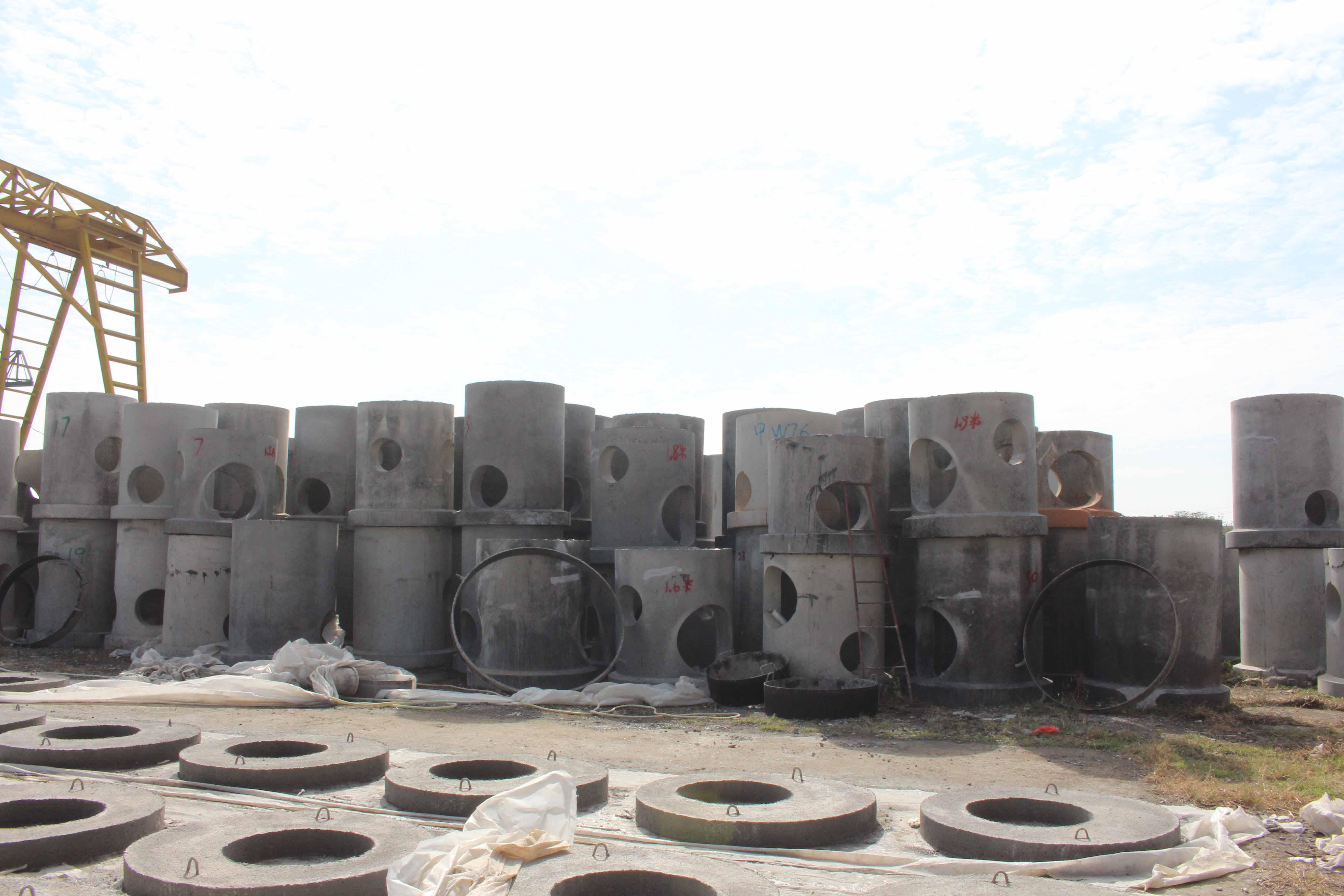 井室水泥管
