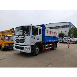 拉污泥车-10吨15吨含水污泥运输车推荐