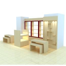 展厅陈列柜商品化妆品 展柜缩略图