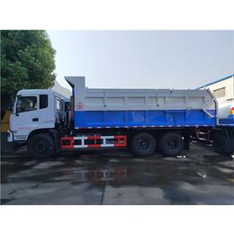 加强型18立方20立方含水污泥运输车