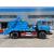 东风系列15吨自卸式污泥运输车配置+环保运输滴水不漏缩略图3