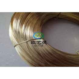 高导热CuZn36黄铜线批发厂家