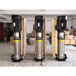 配20吨1.25mpa16公斤蒸汽锅炉立式补给水泵