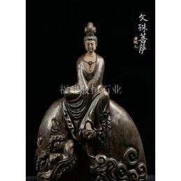 人物动物木雕订制 观世音菩萨坐像 木雕制作